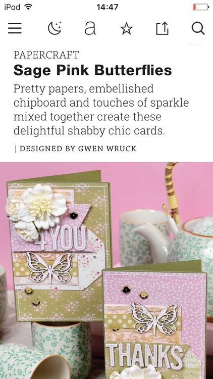 Cardmaking Stamping&Papercraft screenshot-4