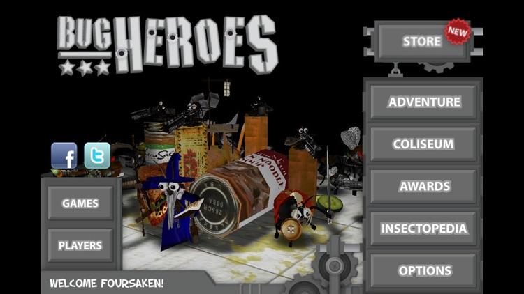 Bug Heroes screenshot-4