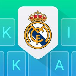 Real Madrid Kika Keyboard
