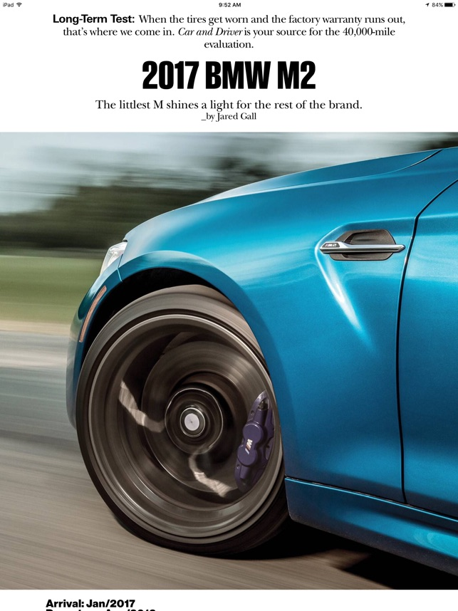Car and Driver Magazine US on the App Store