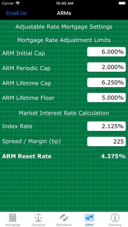 Mortgage Calc Pro screenshot-7