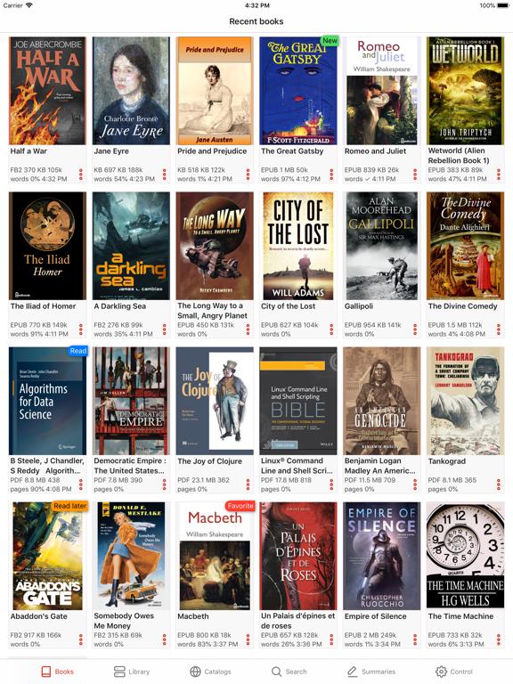 KyBook 3 Ebook Readerのおすすめ画像3