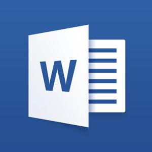 Microsoft Word Productivity app