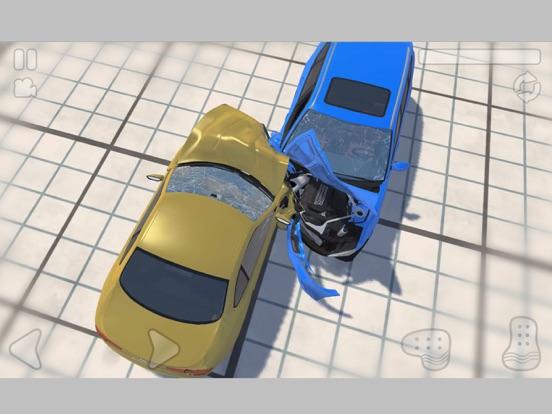 Игра Car Next Damage Engine Online