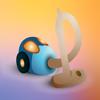 Staubsauger App - Baby Schlaf