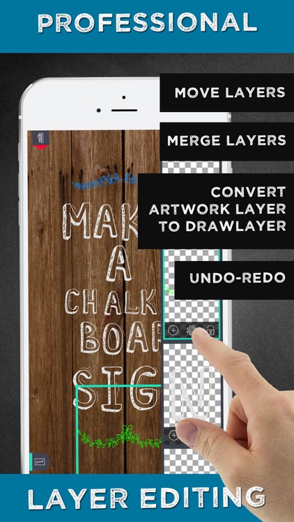 Chalkboard Signs Creator screenshot-3
