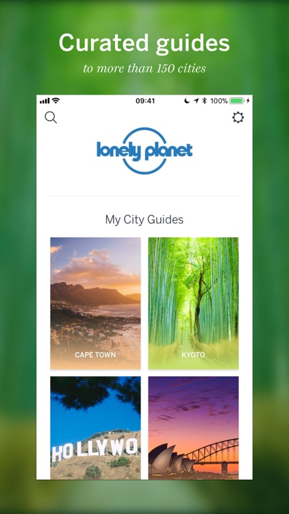 Guides by Lonely Planet screenshot-0