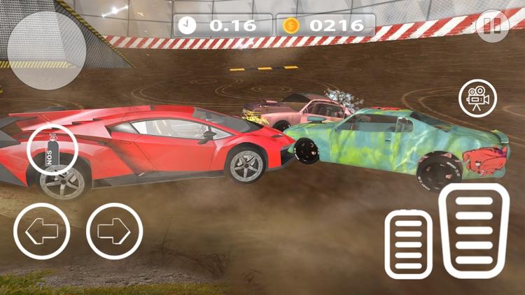 Car Crash Derby Racing Arena