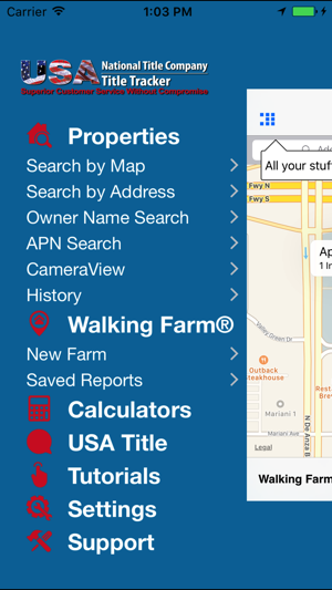 Usa title tracker on the app store screenshots publicscrutiny Images