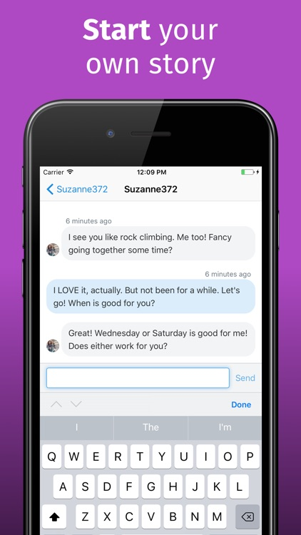 Connection - Christian Dating screenshot-3