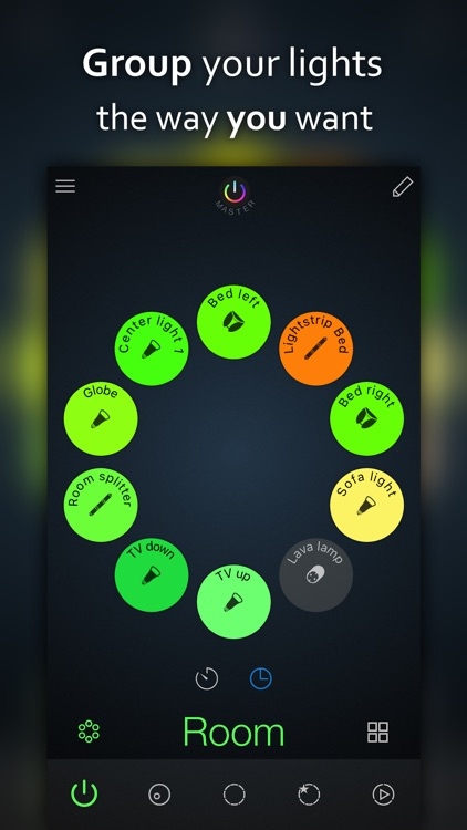 iConnectHue for Philips Hue screenshot-0