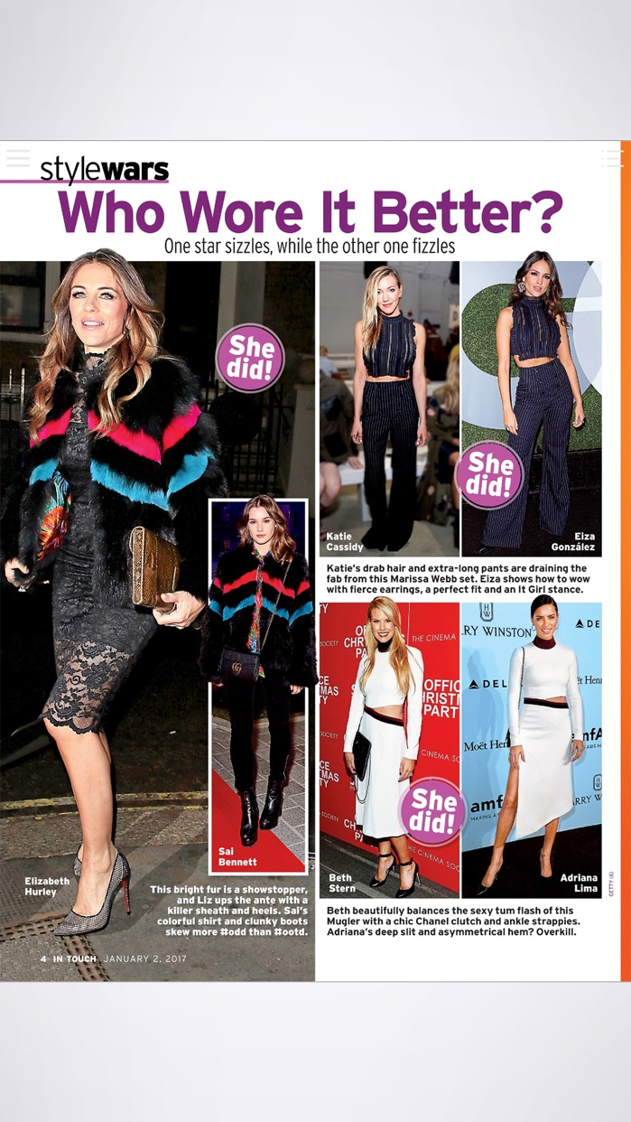 InTouch Weekly US Screenshot