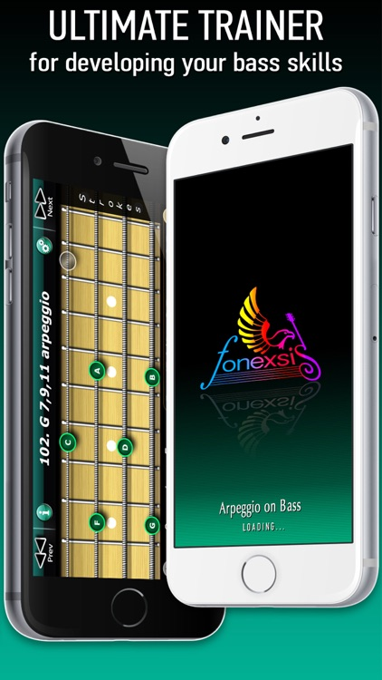 Arpeggios on Bass screenshot-4