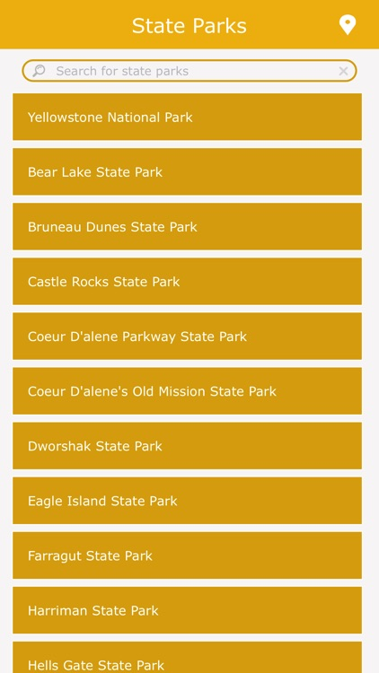 Idaho State Parks Guide screenshot-1