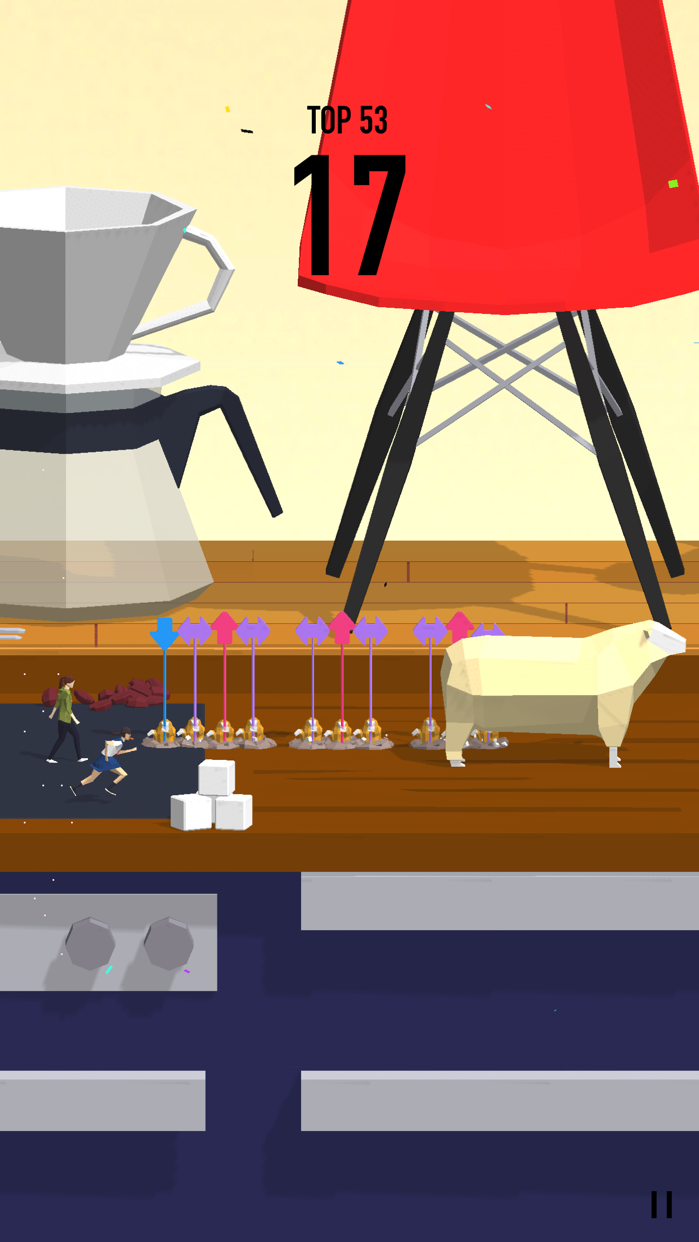 PARADE! - The Rhythm Battle Screenshot