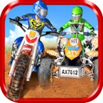 Hack Dirt Bike Vs Atv Offroad Race
