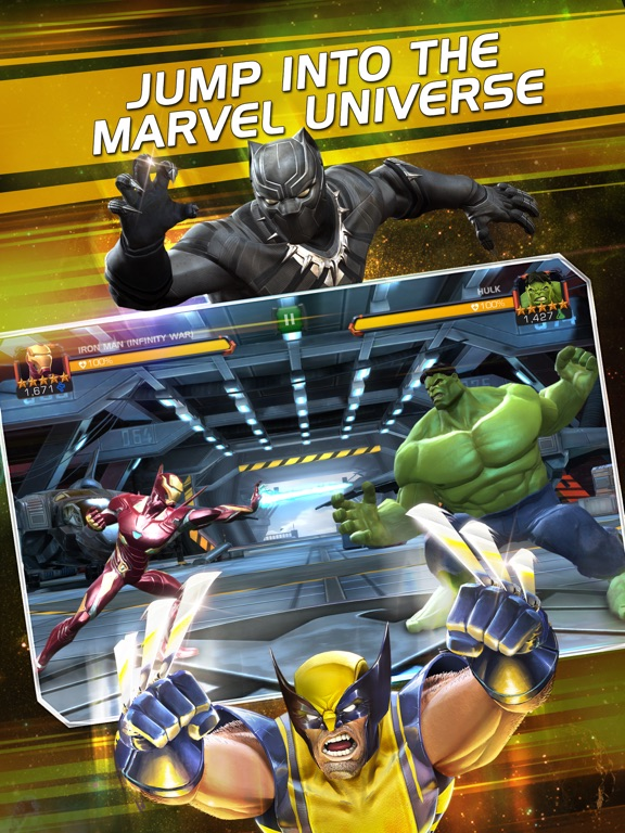 MARVEL Contest of Champions Screenshots
