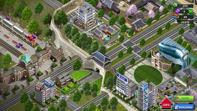 Train City Seoul ® screenshot 2