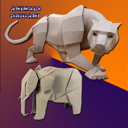 How to Make Origami: Animals Orgami Instructions