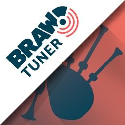 Braw Bagpipe Tuner