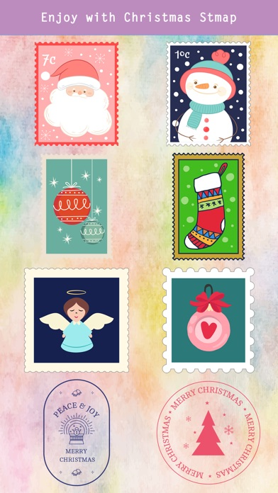 Christmas Letter with Message screenshot 4