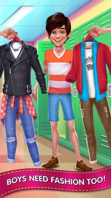 Fashion School Girl screenshot 4