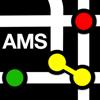 阿姆斯特丹地鐵地圖