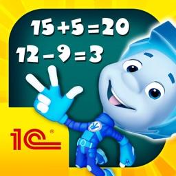 Education game for kids Fixiki