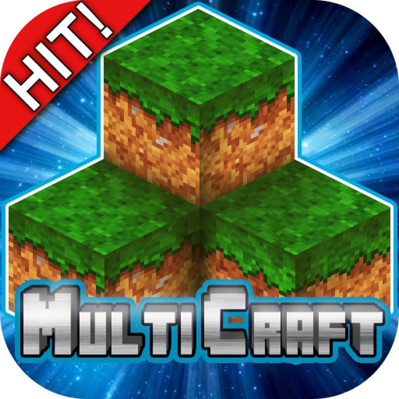 MultiCraft ― Build and Mine! Hack Tool