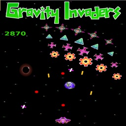 Gravity Invaders in Space Pro