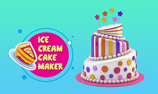 Ice Cream Cake Maker -  Cooking Game