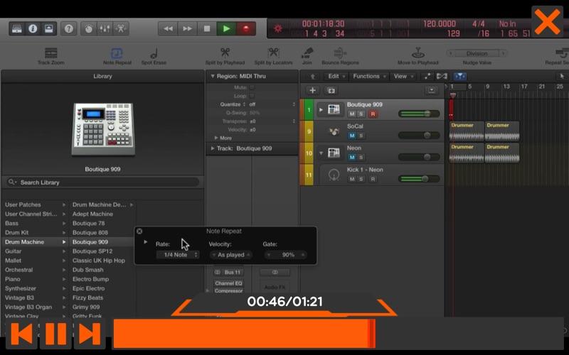 mPV Course Logic Pro X 10 1 PC için - Bilgisayara Indir