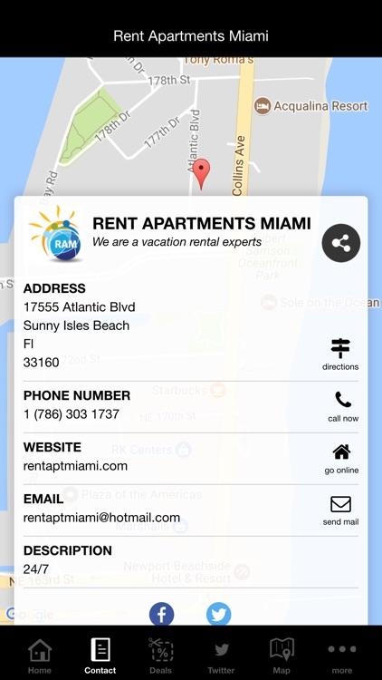 Rent Apartments Miami screenshot-4