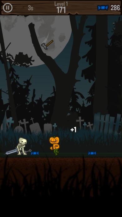 Pumpkinman - Spooky Survival screenshot four