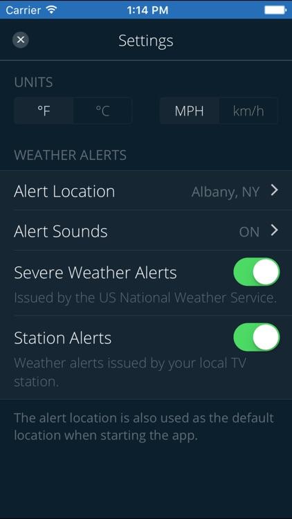 NBC Nebraska Storm Tracker screenshot-3