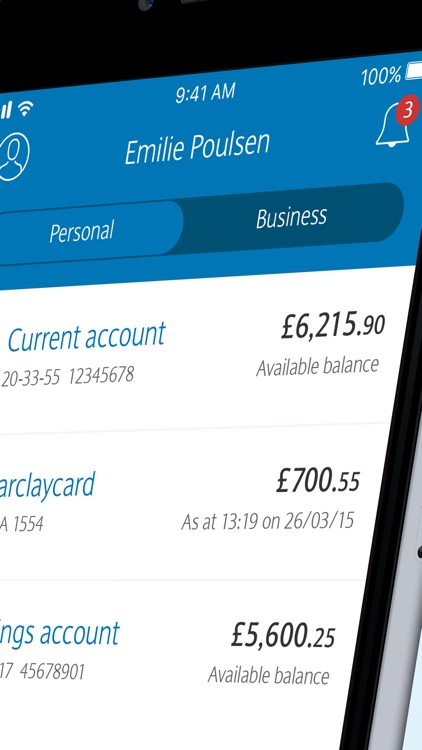 Barclays Mobile Banking screenshot-1