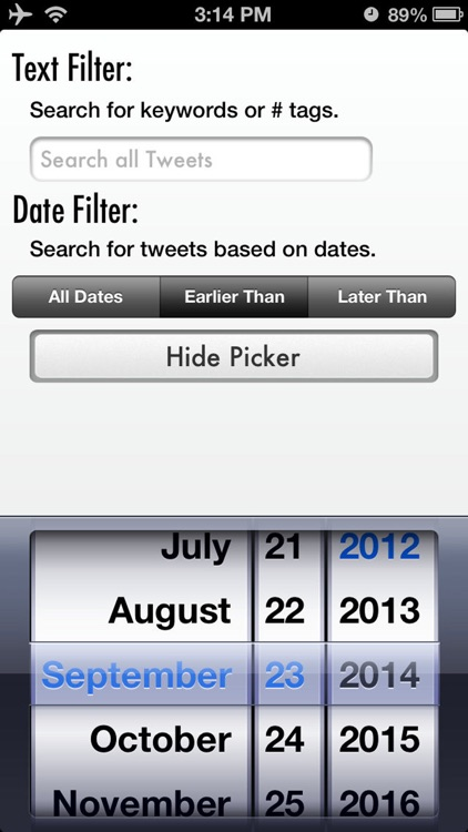 Tweet Cleaner - Delete Tweets