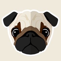 Funny Dog Sticker pack for iMessage