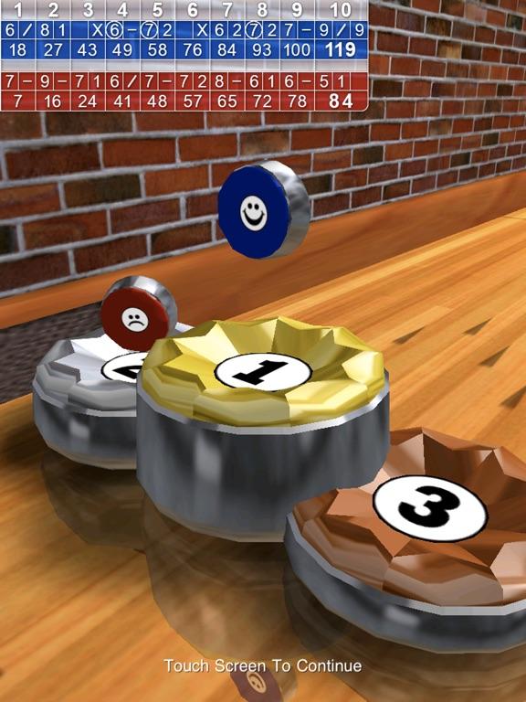 Screenshot #5 for 10 Pin Shuffle Pro Bowling