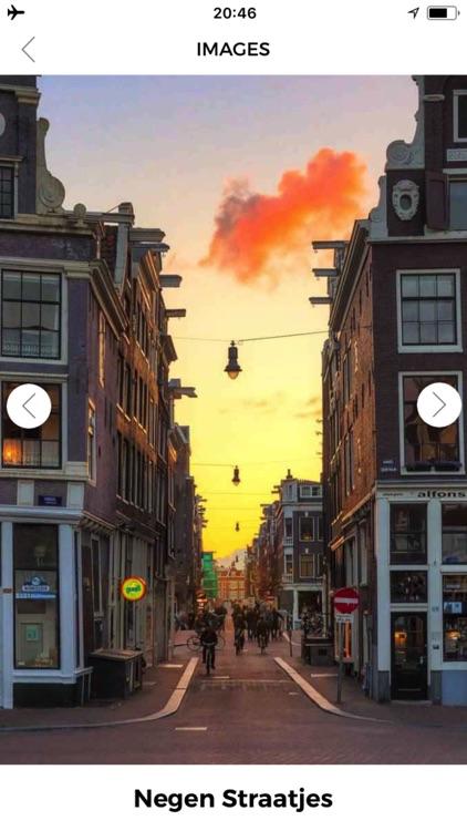 Amsterdam Travel Guide Offline