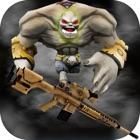 monstro Super heroi atirador de elite atirador icon