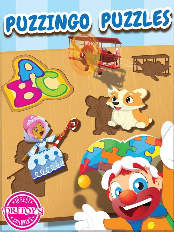 Puzzingo Toddler Kids Puzzles - Revenue & Download estimates