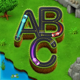 ABC Road Tracing Adventure