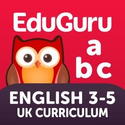 EduGuru English Games Age 3-5