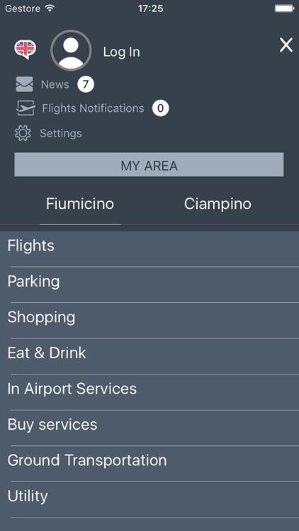 Rome Airports screenshot-4