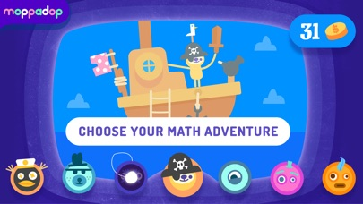 Moppa Maths: Counting for kids Screenshot