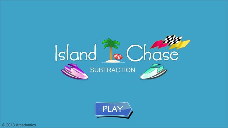 Island Chase Subtraction