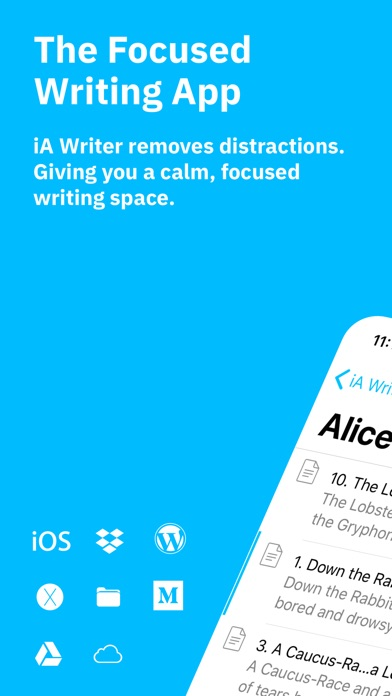 download iA Writer apps 0