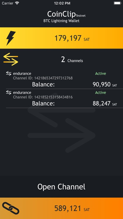 CoinClip Testnet screenshot-3
