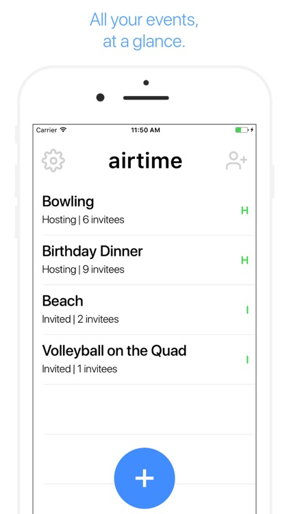 AirTime – Fast Event Scheduling for Groups screenshot-3